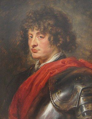 Young man in armor, by Peter Paul Rubens, Timken Museum of Art - 2016 - 430 (cropped).jpg