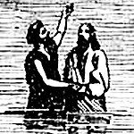 From Baptizing in the Jordan by Silas X. Floyd (1869-1923)