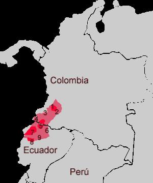 Barbacoan languages.png