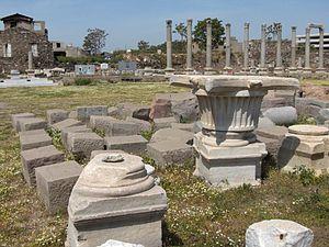 Aeolian city of Smyrna