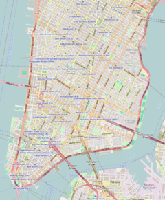 Vehicular Security Center is located in Lower Manhattan