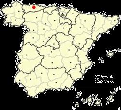 奥维耶多位置图