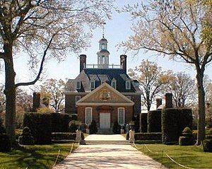 旧弗吉尼亚总督府邸