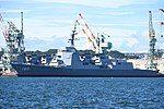 JS Haguro(DDG-180) at JMU Yokohama Shipyard July 26, 2019.jpg