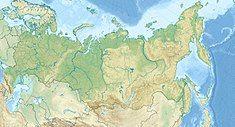 萨扬-舒申斯克水电站在俄罗斯的位置