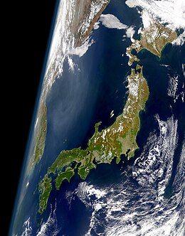 Satellite View of Japan 1999.jpg