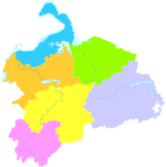 Administrative Division Xianning.png