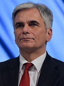2015-12 Werner Faymann SPD Bundesparteitag by Olaf Kosinsky-26 (cropped).jpg