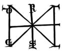 Henry III's signature