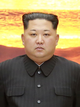 Kim Jong-un at the Workers' Party of Korea main building.png