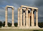 Temple Of Olympian Zeus - Olympieion (retouched).jpg