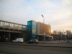 Heemstede-Aerdenhout railway station