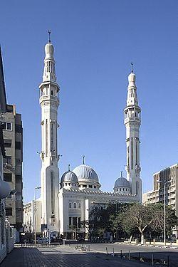 当地一所清真寺