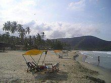Playa de Patanemo (Municipio Puerto Cabello, Estado Carabobo, Venezuela).jpg