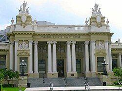 里弗赛德县历史法院大楼