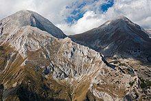 the highest summit of Pirin
