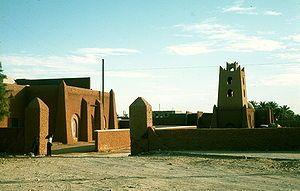 Buildings in Adrar