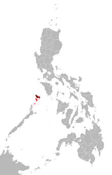 Calamian Group locator map.PNG