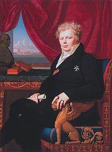 Friedrich IV von Sachsen-Gotha, by Carl Christian Vogel von Vogelstein.jpg