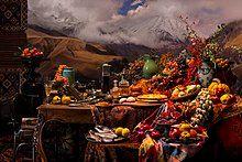 Georgia, the Art of the Feast.jpg