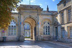 Prefecture building of the Pas-de-Calais department, in Arras