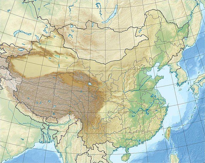 中国湖泊列表在中国的位置
