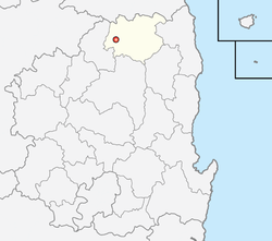 Map Bonghwa-gun.png