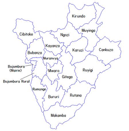 Provinces of Burundi 2014 (named).png