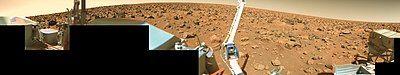 Viking Lander 2 Camera 1 NOON HIGH RESOLUTION COLOR MOSAIC.jpg