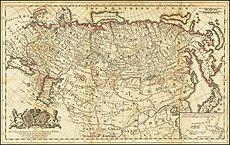 Russia in 1730