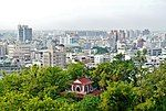 Changhua Blick vom Baguashan auf Changhua 4.jpg