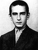 Elie Wiesel at age 15