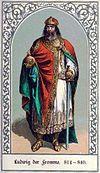 Die deutschen Kaiser Ludwig der Fromme.jpg