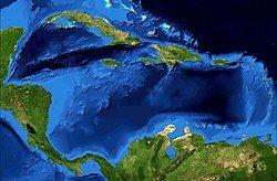 Karibik NASA World Wind Globe.jpg