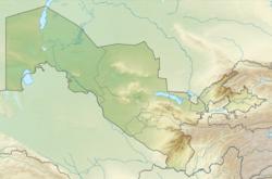 Bukhara is located in Uzbekistan