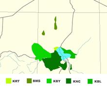 Kanuri languages map 001.png