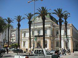 Town halls of El Harrach