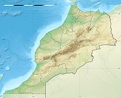 Marrakesh is located in Morocco
