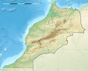 Larache is located in Morocco