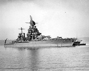 USS Maryland (BB-46)