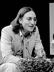 John Lennon in 1975
