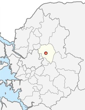南杨州的位置