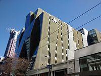 Spark新西兰的公司总部