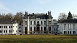 Lilare Castle in St-Maria-Oudenhove