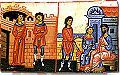 Daylife scene from Constantinople