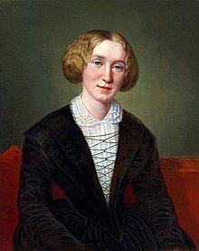 Portrait of Eliot, c. 1849