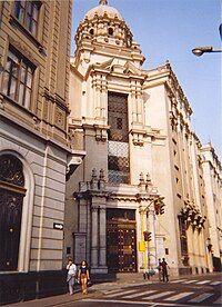 The Bolsa de Valores de Lima