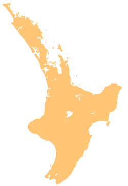 New Plymouth is located in North Island