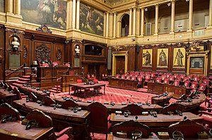 senate of belgium
