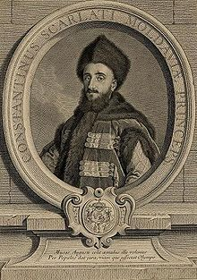 Engraving of a bearded man wearing a hat